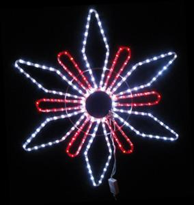 Rope Light Snowflake Snowflakes archives all seasons wireframes rope light snowflake 4 audiocablefo